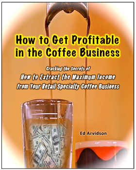 Book - How to Get Profitable in the Coffee Business